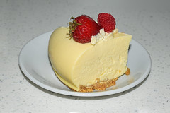 Cheese Cake (chooyutshing) Tags: food cheese cakelime restaurant singapore
