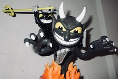 2019 Two Krampus Demon Devil Dudes 3269 (Brechtbug) Tags: dude devil krampus 2019 game by studio is video published gun run player indie developed funko the cuphead mdhr christmas toy toys order vinyl like pop figure demon series bosses figures fights debt repay halloween cup march wooden scary head cartoon betty spooky animation type soldiers villain boop fleicher