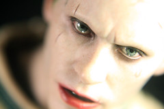 The Eyes of Madness (Doctor Beef) Tags: thejoker jaredleto suicidesquad hottoys toy actionfigure 16 weeklythemeeyes