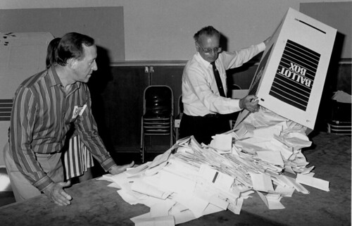 Will the votes be counted? Maybe not.