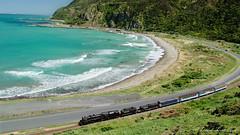 005 Okiwi Bay Jb1236 (Awesome Image Maker NZ) Tags: 2007 flickr jb1236 okiwibay steamexcursion steamtrain