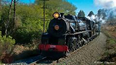 058 Ja1236 Te Kinga (Awesome Image Maker NZ) Tags: 2005 flickr jb1236 tekinga steamexcursion steamtrain