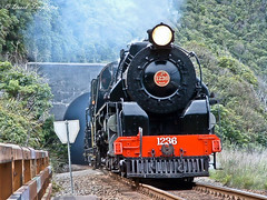 008 15Oct04 Irongate v3 (Awesome Image Maker NZ) Tags: 2004 flickr jb1236 kaikouracoast steamexcursion steamtrain