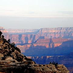 Grand Canyon, Arizona, USA (pom'.) Tags: panasonicdmctz101 grandcanyon arizona usa dawn sunrise nationalpark 5000
