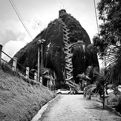 Piedra del Peñol, Guatapé (Colombia)