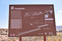 fullsizeoutput_9d13 (lnewman333) Tags: pumapunku bolivia tiwanaku inca archaeologicalsite ruins southamerica ancient historic sign map cougar puma winter winterseason lapazdepartment departamentodelapaz