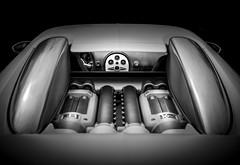 VEYRON (Dave GRR) Tags: bugatti veyron supercar hypercar luxurycar speed speedster monochrome mono chrome toronto cars coffee olympus show