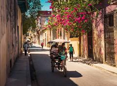 Streets of Havana - Cuba (IV2K) Tags: havana habana lahabana cuba cuban kuba cubano caribbean habanavieja centrohavana sony zeiss sonya7 a7 55mmzeiss