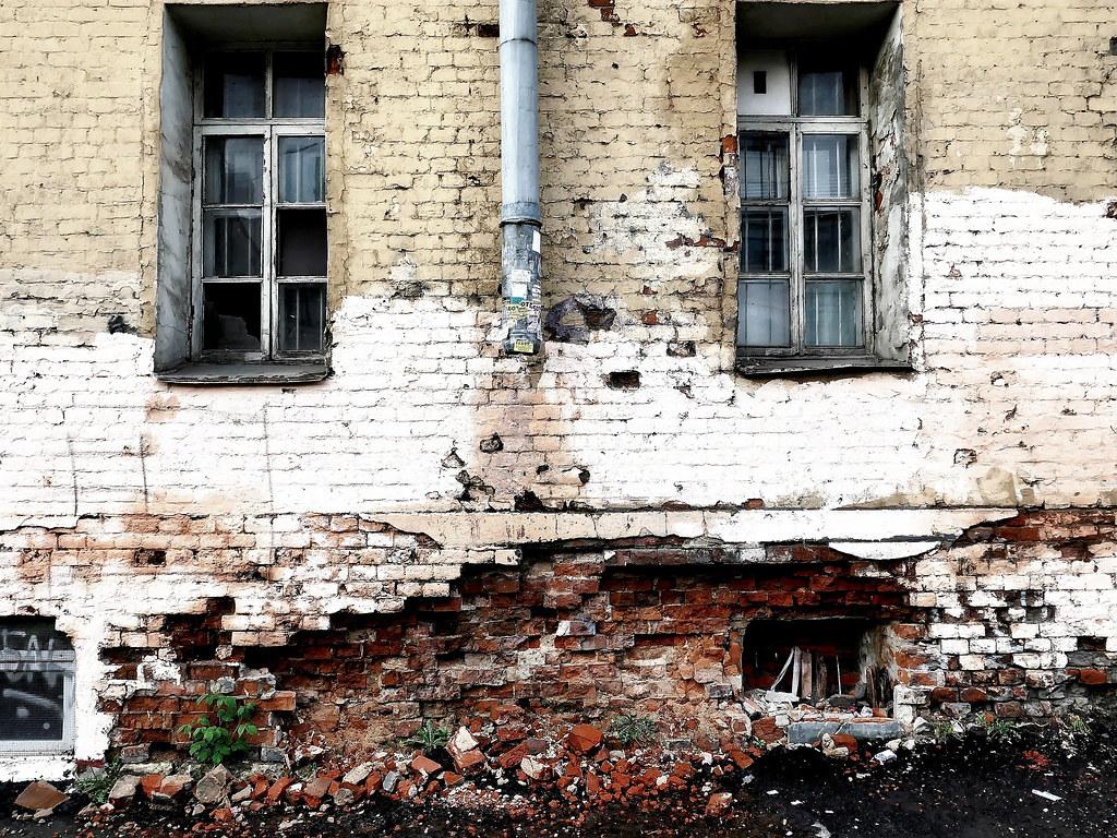 фото: windows. decay