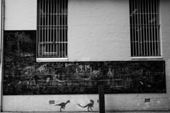 blackboard (monkeyc.net) Tags: brisbane monday exploration westend grafitti street streetart walls signs murals eos m50 mirrorless stickers