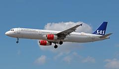 OY-KBK EGLL 16-07-2019 Scandinavian Airlines (SAS) Airbus A321-232 cn 1587 (Burmarrad (Mark) Camenzuli Thank you for the 20.7) Tags: oykbk egll 16072019 scandinavian airlines sas airbus a321232 cn 1587