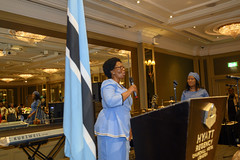 DSC_8452 (photographer695) Tags: botswana 53rd independence day celebration the hyatt regency churchill hotel london wife his excellency rev dr john n g seakgosing high commissioner uk