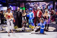 PAXW19_005c (BAS Photog) Tags: videogames cosplay cosplayers paxwest 2019 seattle washington capcom streetfighter residentevil biohazard devilmaycry megaman darkstalkers