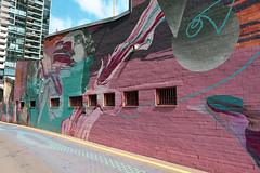 fish lane loves (monkeyc.net) Tags: brisbane monday exploration westend grafitti street streetart walls signs murals eos m50 mirrorless stickers