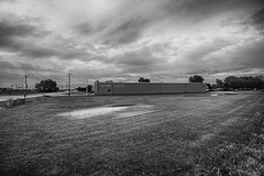 Rain Day 2 (kendoman26) Tags: hmm happymonochromemonday clouds sky monochrome blackandwhite sonyalpha sonyphotographing sonya6000 sel1628 sonyvclecu1
