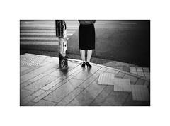 ・・・。 (niko**) Tags: konica hexarrf noctilux50mmf10 e60 kodak trix400 135 35mm filmphotography yokohama