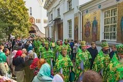 108. Прп. Кукши Одесского 29.09.2019