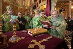 138. Прп. Кукши Одесского 29.09.2019