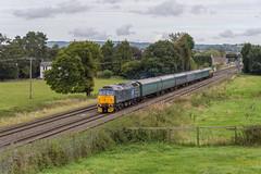 DSC_2038 (Tomahawk Photography) Tags: 47813 ukrail ukrailways rail railway railways railoperationsgroup train rog britishrailways class47 stokeprior 57305 class57