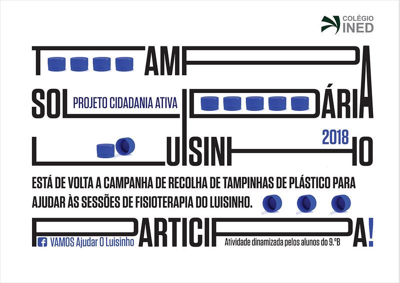 cartaz luisinho18