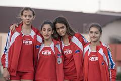 Sonia Gattari, Cecilia Costantini, Sofia Gentilucci, Chiara Tavoloni
