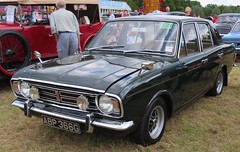 ABP 366G Ford Cortina 1968 (kitmasterbloke) Tags: aldham colchester essex rally vintagecar classiccar veterencar truck van pickup vehicle concours display motoring automobile transport outdoor