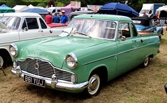 861 YUJ Ford Zephyr Pick-up (kitmasterbloke) Tags: aldham colchester essex rally vintagecar classiccar veterencar truck van pickup vehicle concours display motoring automobile transport outdoor