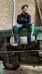 (Aigle_Benyl) Tags: bauer wellies rubberboots gummistiefel botas landwirt botteux manningummistiefeln gumboots laarzen
