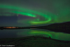 First this season (timo.lauttajarvi) Tags: landscape laplandfinland lapland finland aurora auroraborealis northernlights visitlapland autumncolour