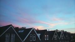 Dusk I (maxtimmers) Tags: golden hour dusk evening fall sequential fuji c200 pentax asahi spotmatic blue pink