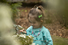 (louisa_catlover) Tags: maranoa maranoagardens balwyn melbourne victoria australia spring september outdoor garden nature portrait family child daughter tabby tabitha