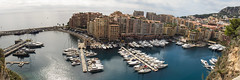 Monaco - Fontvieille Harbour (Marcial Bernabeu) Tags: marcial bernabeu bernabéu europe europa south sur mediterranean sea mar mediterraneo mediterráneo marina port puerto harbour monaco mónaco fontvieille pano marc