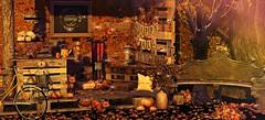 Autumn Bug (Sadystika Sabretooth) Tags: homedecor kustom9 prismevents salem secondlife shopping unkindness {whatnext} chimia elibaily fragments halfdeer nomad plaaka rezzroom sayo serenitystyle thor