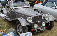 BSL 748D MG TF (kitmasterbloke) Tags: aldham colchester essex rally vintagecar classiccar veterencar truck van pickup vehicle concours display motoring automobile transport outdoor