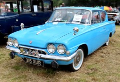315 XUR Ford Consul Classic 315 (kitmasterbloke) Tags: aldham colchester essex rally vintagecar classiccar veterencar truck van pickup vehicle concours display motoring automobile transport outdoor