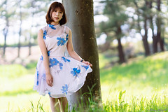 Sumire Aizawa (iLoveLilyD) Tags: gmaster portrait emount a9 fresh 屋外 85mm vscofilm04 sony mirrorless gmlens felens ilovelilyd fujivelvia100 ilce9 f14 fullframe sel85f14gm gm α primelens 藍沢すみれ α9 2019 japan tokyo 東京都 日本