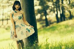 Sumire Aizawa (iLoveLilyD) Tags: gmaster portrait emount a9 fresh 屋外 85mm sony mirrorless gmlens felens ilovelilyd vscofilm03 px70 ilce9 f14 fullframe sel85f14gm gm α primelens 藍沢すみれ α9 2019 japan tokyo 東京都 日本