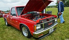 1988 Chevy S10 (Chad Horwedel) Tags: 1988chevys10 chevys10 chevy chevrolet s10 classic pickup truck rockvalleymustangclub machesneypark illinois