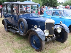 PH6363 AC Cars 1927 Royal Saloon (kitmasterbloke) Tags: aldham colchester essex rally vintagecar classiccar veterencar truck van pickup vehicle concours display motoring automobile transport outdoor