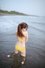 _MG_0344-123 (shiyeu1) Tags: 比基尼 海邊 安平 沙灘
