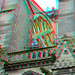 Reinforcement Of The Flying Buttresses Notre-Dame Paris 3D