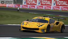 JMW Motorsport #66 Ferrari 488 GTE (Andrew Harbey Photography) Tags: elms european le mans series silverstone circuit track race racing jmw motorsport gte am ferrari 488 chapel