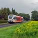 Vorden Arriva GTW2-6 255 trein 30820 Zutphen