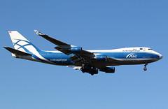 Cargologicair | B747-400F | G-CLAE | FRA | 21.09.2019 (Norbert.Schmidt) Tags: cargo gclae fra b747400f b747 boeing frankfurtairport