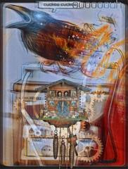 The desparete cuckoo (plattlandtmann) Tags: ipadart cuckoo mixedapps iphone6s