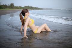 _MG_0371-123 (shiyeu1) Tags: 比基尼 海邊 安平 沙灘