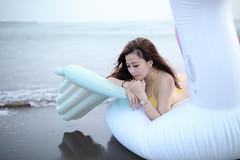 _MG_0236-123 (shiyeu1) Tags: 比基尼 海邊 安平 沙灘