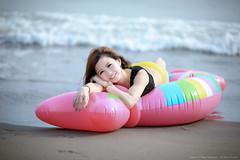 _MG_0079-123 (shiyeu1) Tags: 比基尼 海邊 安平 沙灘