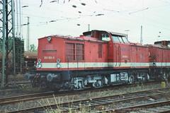 T0743_15 (MU4797) Tags: trein spoorwegen zug eisenbahn dbag schwerteruhr 203 alstom v100 deutschereichsbahn dr