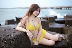 _MG_0010-123 (shiyeu1) Tags: 比基尼 海邊 安平 沙灘
